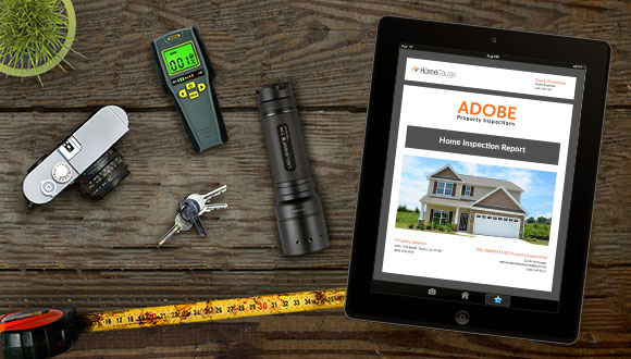 Home inspection services from Adobe Property Inspections